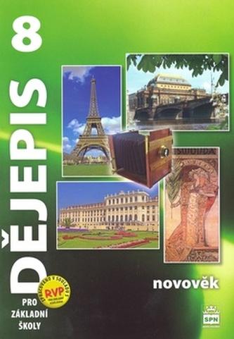 Dějepis 8 pro základní školy - Novověk - Válková Veronika