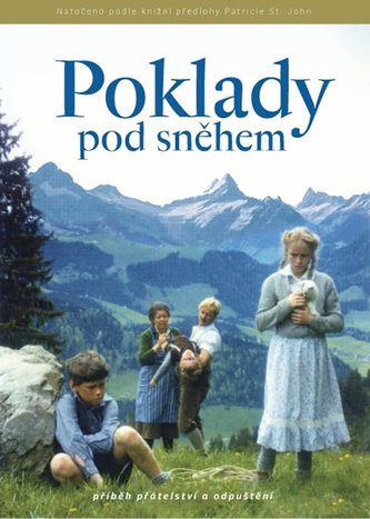 Poklady pod sněhem / Treasures of the Snow - DVD - St. John Patricia