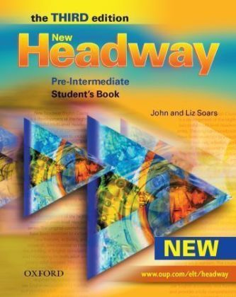 New headway 3rd Pre-Intermediate Studentˇs Book - Soars John