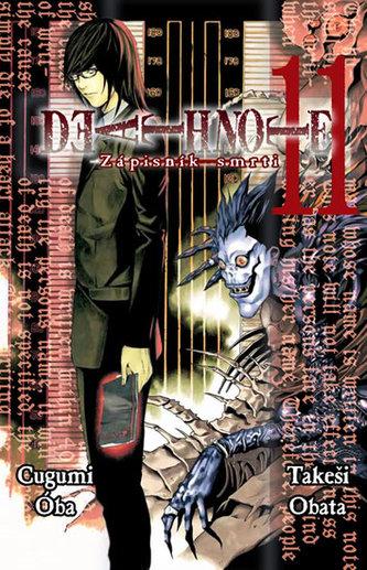 Death Note - Zápisník smrti 11 - Ohba Cugumi, Obata Takeši,