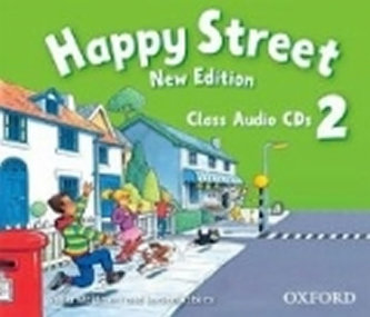 Happy Street New Edition 2 Class Audio 2 CDs - Maidment Stella