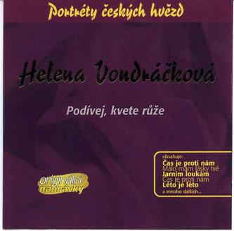 Helena Vondráčková-Podívej,kvete růže CD - Vondráčková Helena