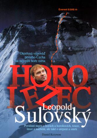 Horolezec Leopold Sulovský - Daniel Krzywon