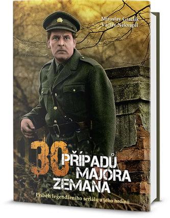 30 případů majora Zemana - Václav Nekvapil
