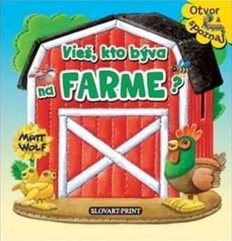 Vieš, kto býva na farme?
