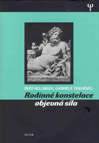 Rodinné konstelace objevná síla - Bert Hellinger; Gabriele Tenhövel