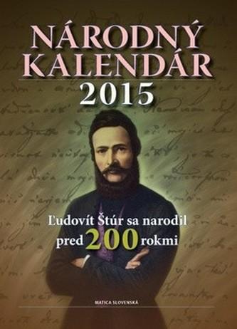 Národný kalendár 2015 - Štefan Haviar
