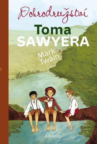 Dobrodružství Toma Sawyera - Mark Twain, Tereza Šmucrová