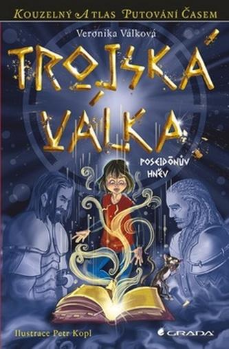 Trojská válka - Poseidónův hněv - Válková Veronika