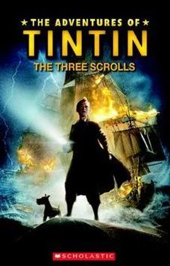 Tintin The Three Scrolls