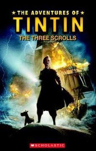 Tintin The Three Scrolls
