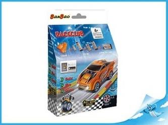 Banbao stavebnice RaceClub Mimik