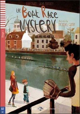The Boat Race Mystery - Janet Borsbey; Ruth Swan
