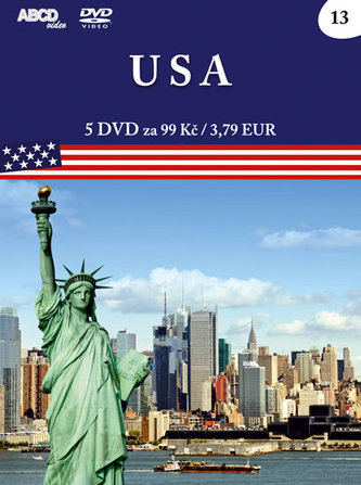 USA - 5 DVD - neuveden