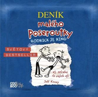 Deník malého poseroutky 2 - audio CD - Václav Kopta