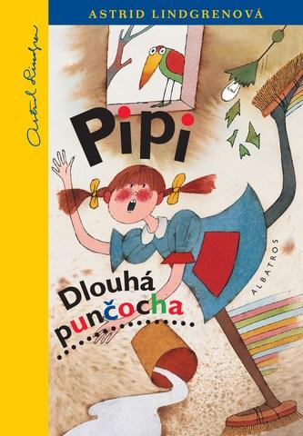 Pipi Dlouhá punčocha - Astrid Lindgrenová, Adolf Born