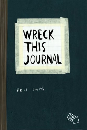 Wreck This Journal - Smithová Keri