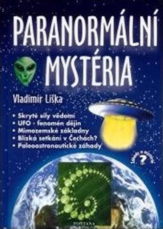 Paranormální mystéria - Liška Vladimír