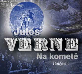 CD-Na kometě - Jules Verne