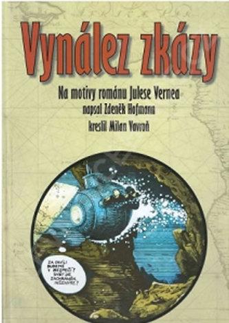 Vynález zkázy (komiks) - Verne Jules