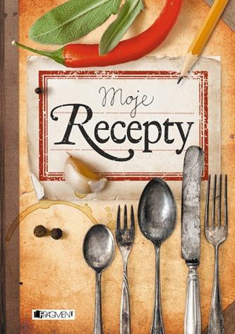 Moje recepty - zápisník - neuveden