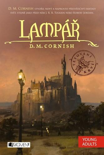 Tetování krví 2 - Lampáři - Cornish D.M.