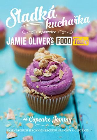Sladká kuchařka - Oliver Jamie