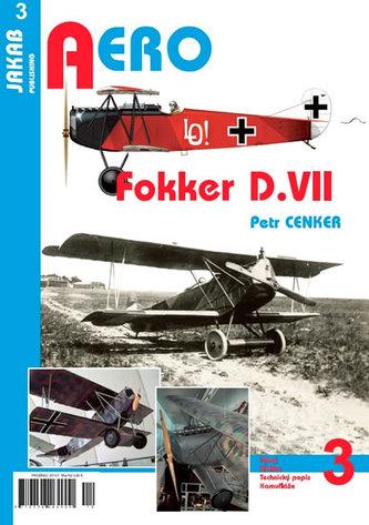 Fokker D.VII - Cenker Petr