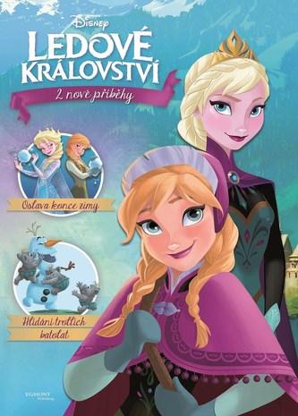 Ledové království - 2 nové příběhy - Disney Walt