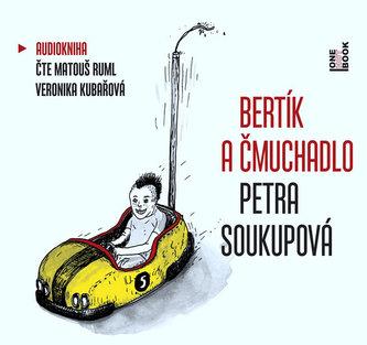 Bertík a čmuchadlo CD mp3 - Soukupová Petra