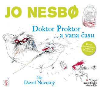 Doktor Proktor a vana času - CD - Nesbo Jo