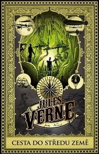 Cesta do středu Země - Verne Jules