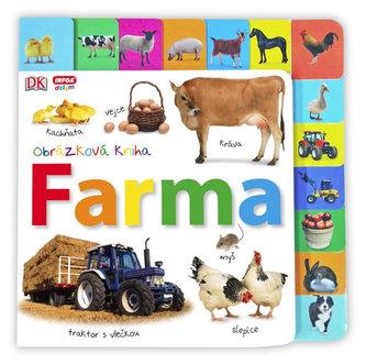 Farma - Obrázková kniha - neuveden
