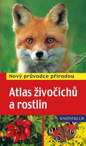 Atlas živočichů a rostlin - Hecker a kolektiv Frank