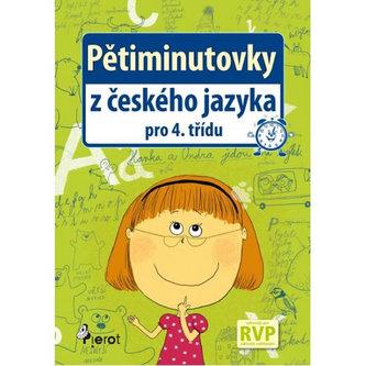 Pětiminutovky z ČJ pro 4. třídu - Šulc Petr