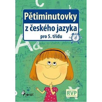 Pětiminutovky z ČJ pro 5. třídu - Šulc Petr