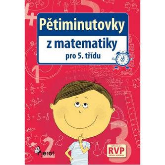 Pětiminutovky z Matematiky pro 5. třídu - Šulc Petr