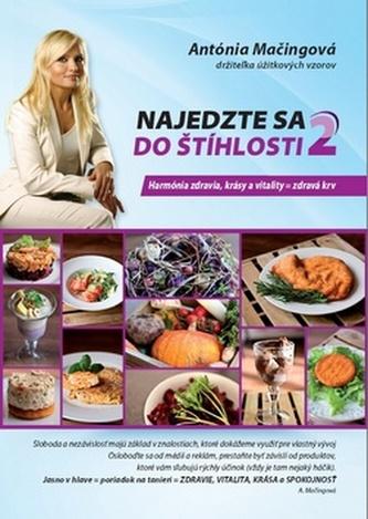 Najedzte sa do štíhlosti 2 - Antónia Mačingová