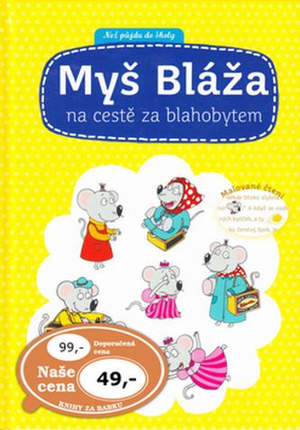 Myš Bláža - Vendula Hegerová