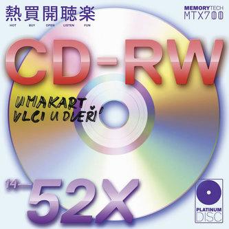 Umakart - Vlci u dveří CD - neuveden