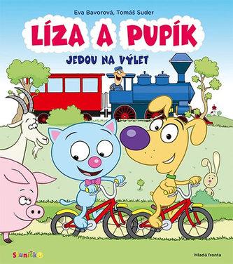 Líza a Pupík jedou na výlet - Bavorová Eva, Suder Tomáš