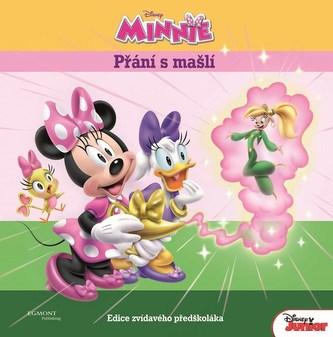 Minnie - Přání s mašlí (Edice zvídavého předškoláka) - Disney Walt