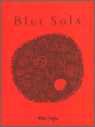 Blue sofa - Lenka Kořínková; Dagmar Hájková