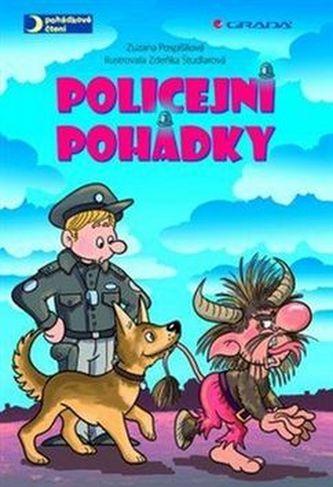 Policejní pohádky - Pospíšilová Zuzana, Študlarová Zdeňka