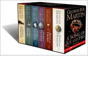 A Game of Thrones: the Story Continues (The Complete Box Set of All 6 Books) - Martin George R. R.