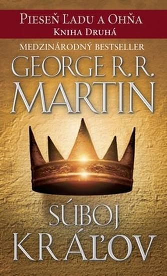 Súboj krážov - George R.R. Martin