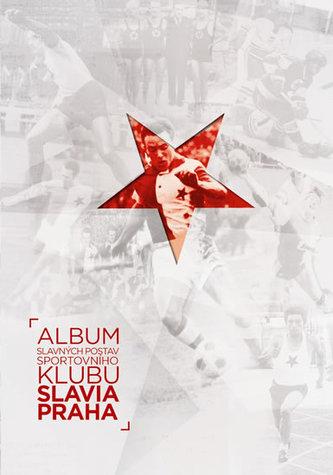 Album slavných postav sportovního klubu Slavia Praha - Zápotocký Vladimír