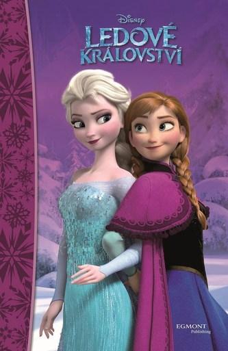 Ledové království - Pohádkový román - Disney Walt