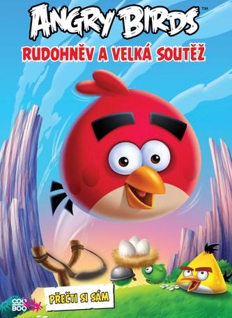 Angry Birds - Rudohněv a velká soutěž - kolektiv