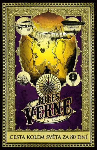 Cesta kolem světa za 80 dní - Verne Jules